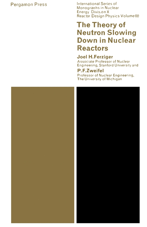 The Theory of Neutron Slowing Down in Nuclear Reactors