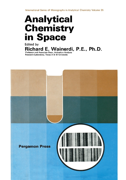 Analytical Chemistry in Space