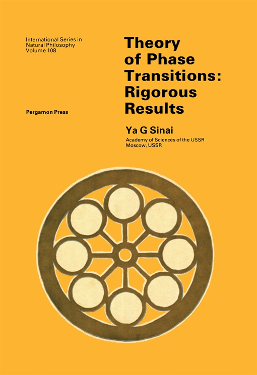 Theory of Phase Transitions