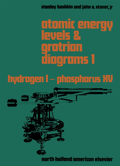 Atomic Energy Levels and Grotrian Diagrams