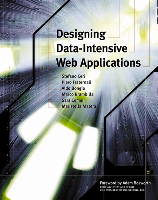 Designing Data-Intensive Web Applications