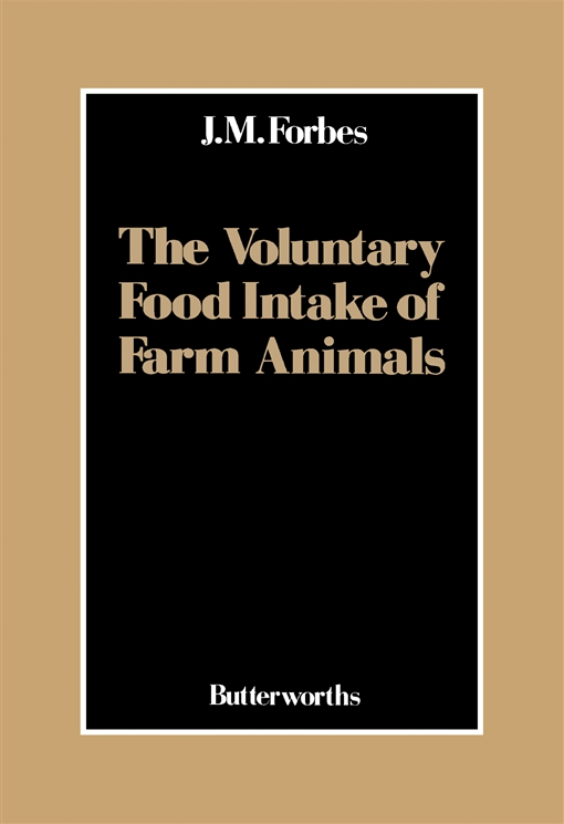 The Voluntary Food Intake of Farm Animals