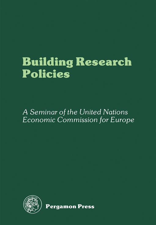 Building Research Policies