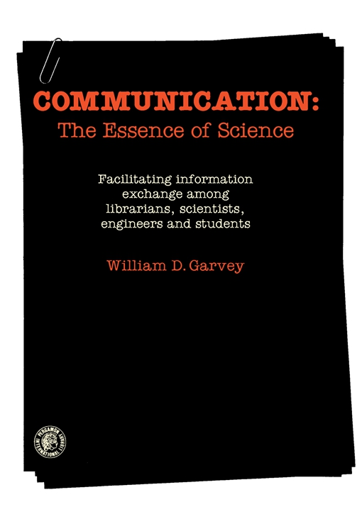 Communication: The Essence of Science