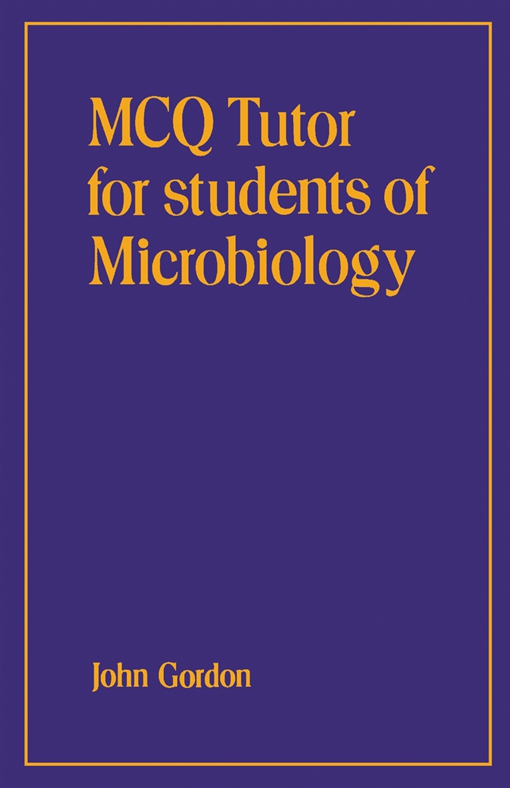 MCQ Tutor for Students of Microbiology