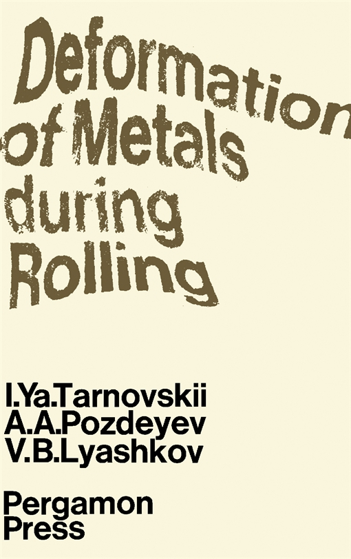 Deformation of Metals During Rolling