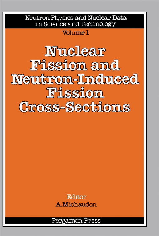 Nuclear Fission and Neutron-Induced Fission Cross-Sections