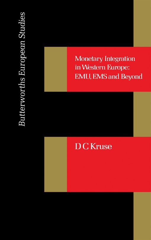 Monetary Integration in Western Europe