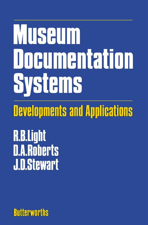 Museum Documentation Systems