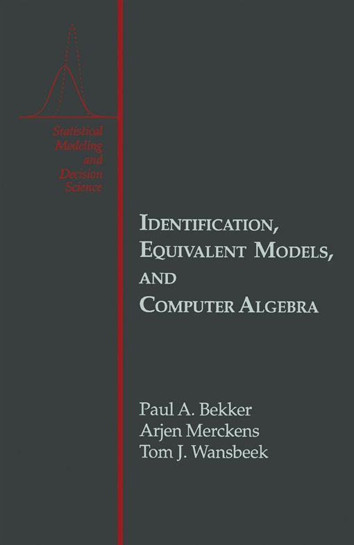 Identification, Equivalent Models, and Computer Algebra