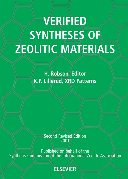 Verified Synthesis of Zeolitic Materials