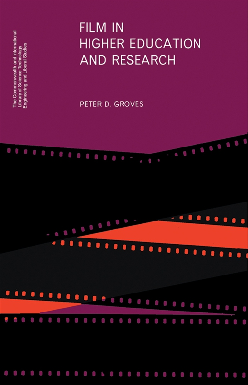 Film in Higher Education and Research