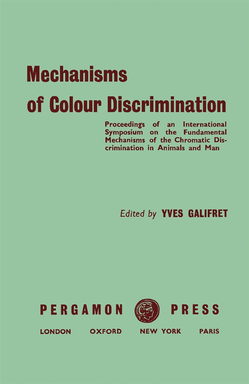 Mechanisms of Colour Discrimination