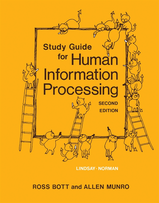 Study Guide for Human Information Processing