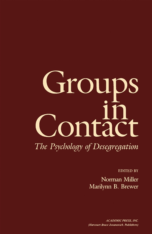 Groups in Contact