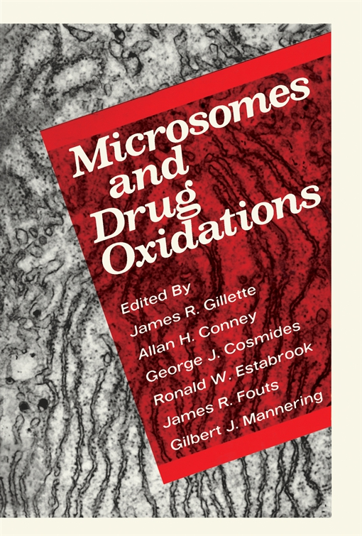 Microsomes and Drug Oxidations