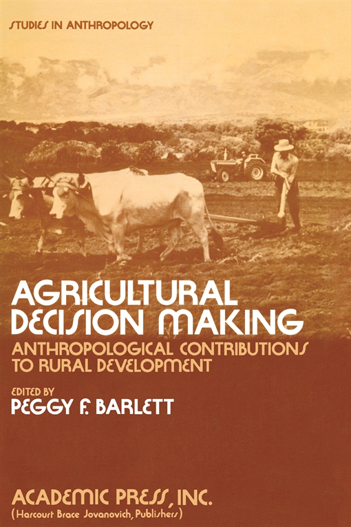 Agricultural Decision Making