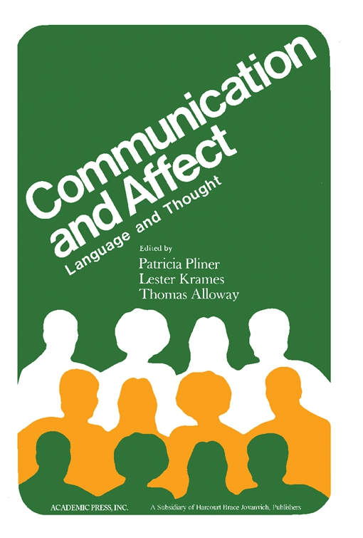 Communication and Affect