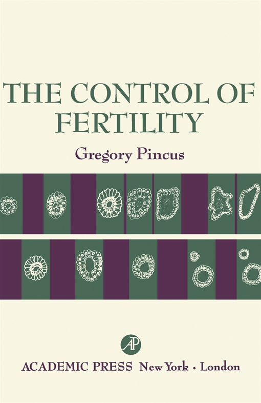 The Control of Fertility