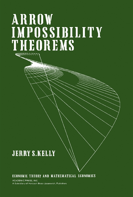 Arrow Impossibility Theorems