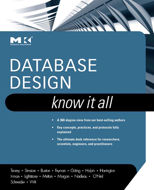 Database Design: Know It All