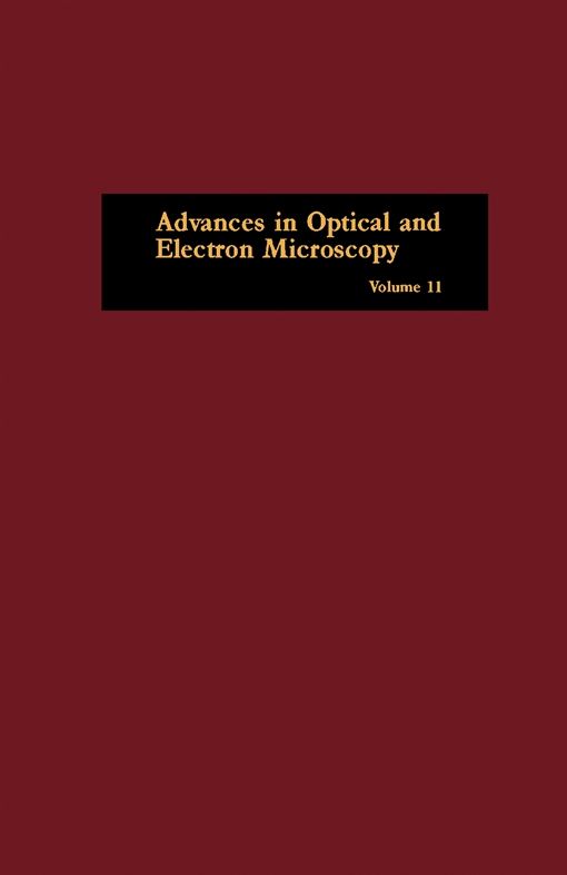 Advances in Optical and Electron Microscopy