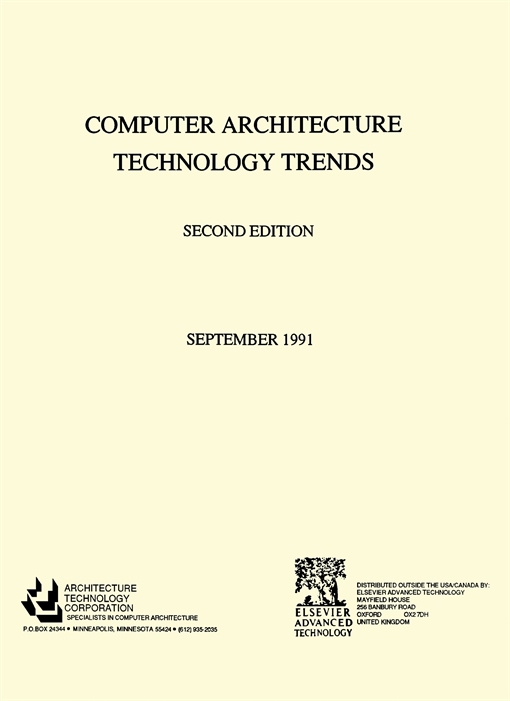 Computer Architecture Technology Trends