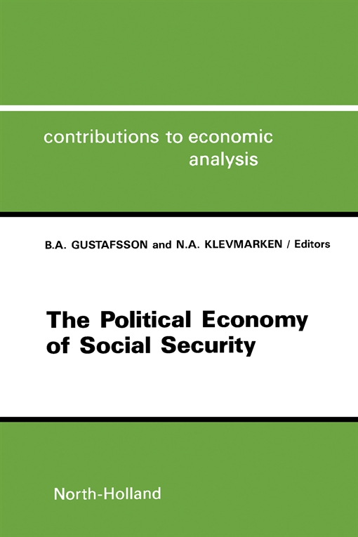The Political Economy of Social Security