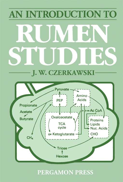 An Introduction to Rumen Studies
