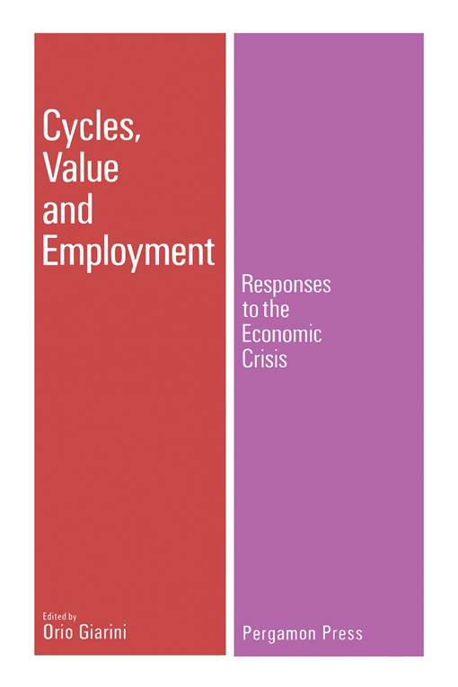 Cycles, Value & Employment
