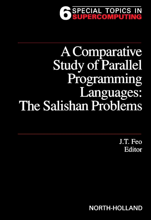 A Comparative Study of Parallel Programming Languages: The Salishan Problems