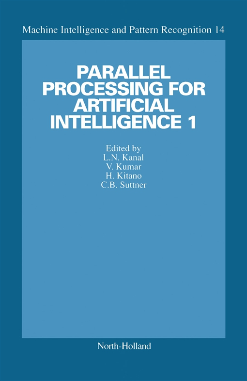 Parallel Processing for Artificial Intelligence 1