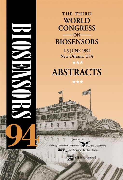 The Third World Congress on Biosensors Abstracts