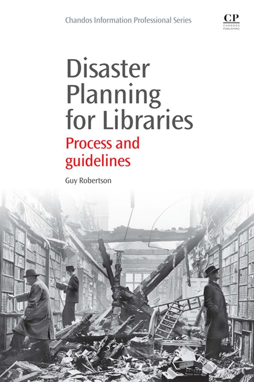 Disaster Planning for Libraries