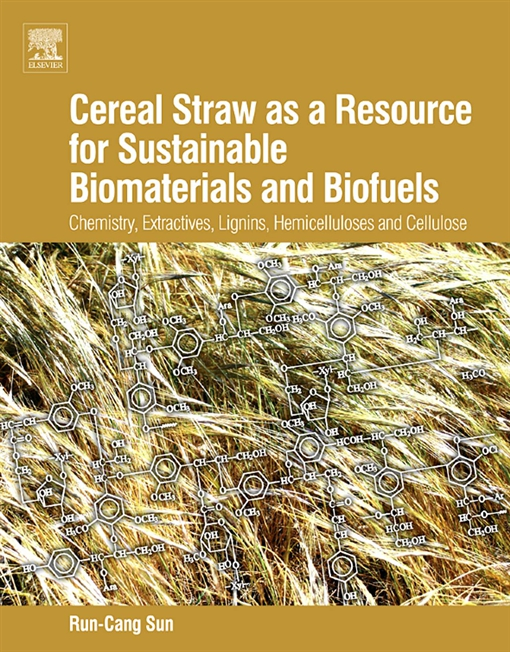 Cereal Straw as a Resource for Sustainable Biomaterials and Biofuels
