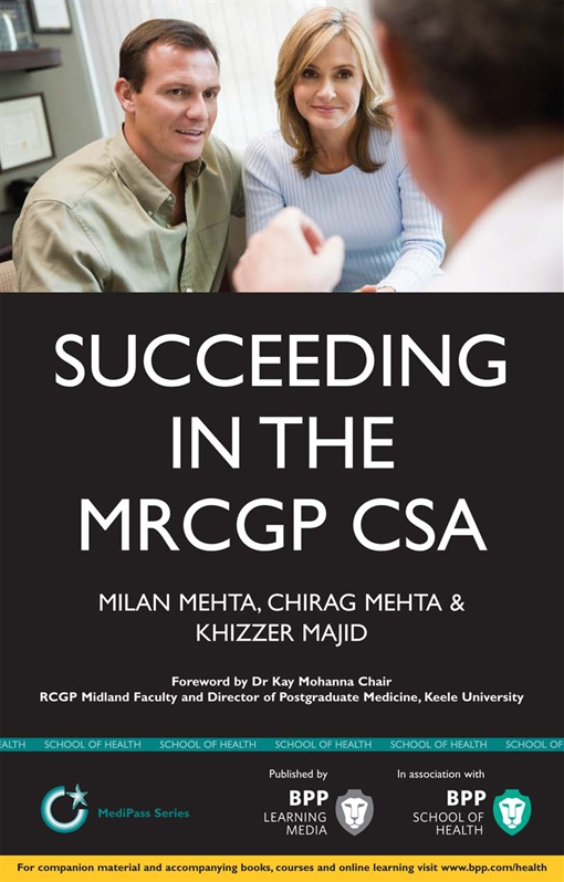 Succeeding in the MRCGP CSA