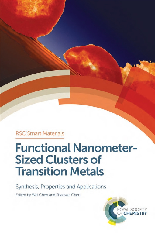 Functional Nanometer-Sized Clusters of Transition Metals