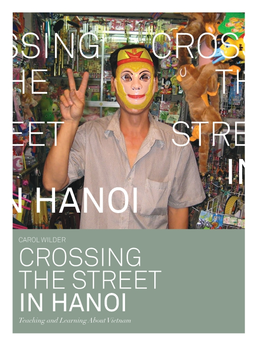 Crossing the Street in Hanoi