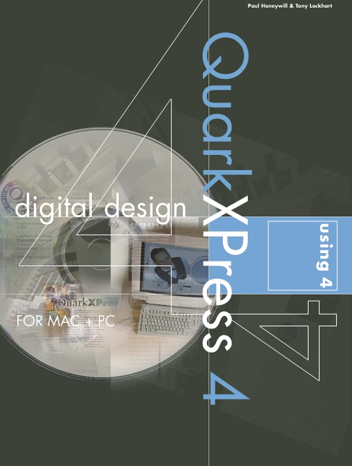 Digital Design using QuarkXPress 4