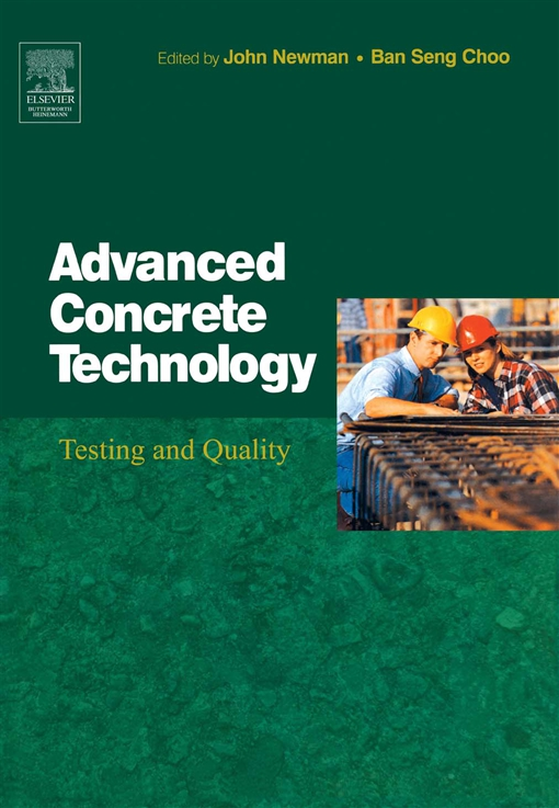 Advanced Concrete Technology 4