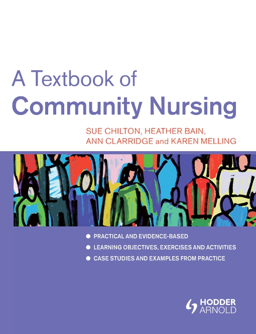 A Textbook of Community Nursing
