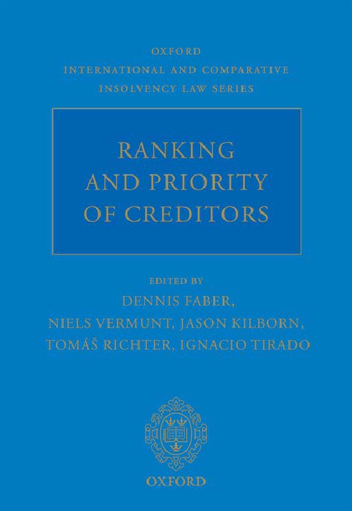 Ranking and Priority of Creditors