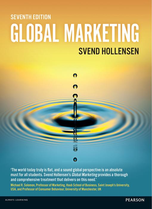 Global Marketing, (EPUB3)