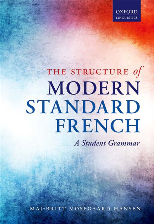 The Structure of Modern Standard French