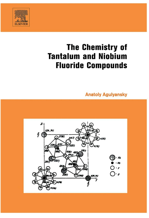 Chemistry of Tantalum and Niobium Fluoride Compounds