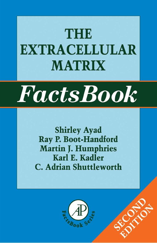 The Extracellular Matrix Factsbook