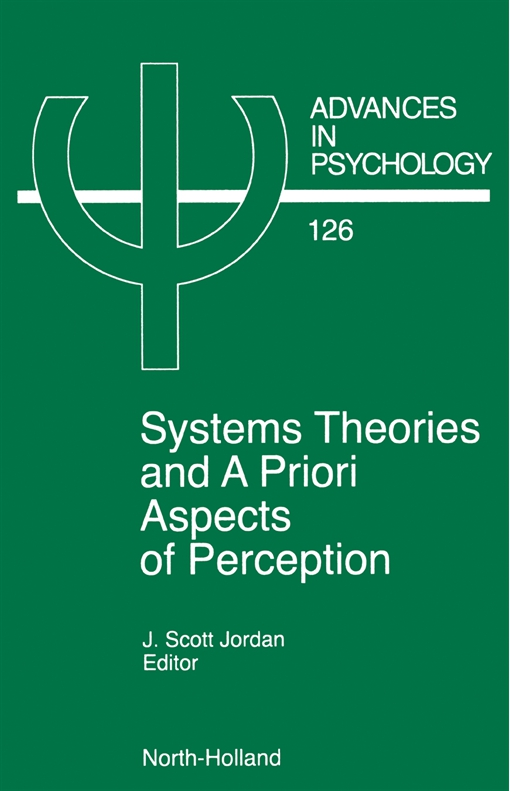 System Theories and A Priori Aspects of Perception