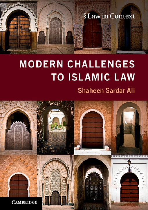 Modern Challenges to Islamic Law