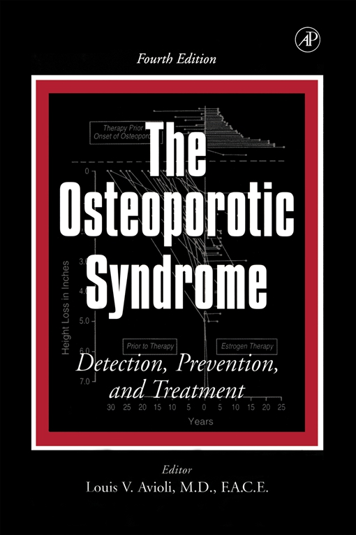 The Osteoporotic Syndrome