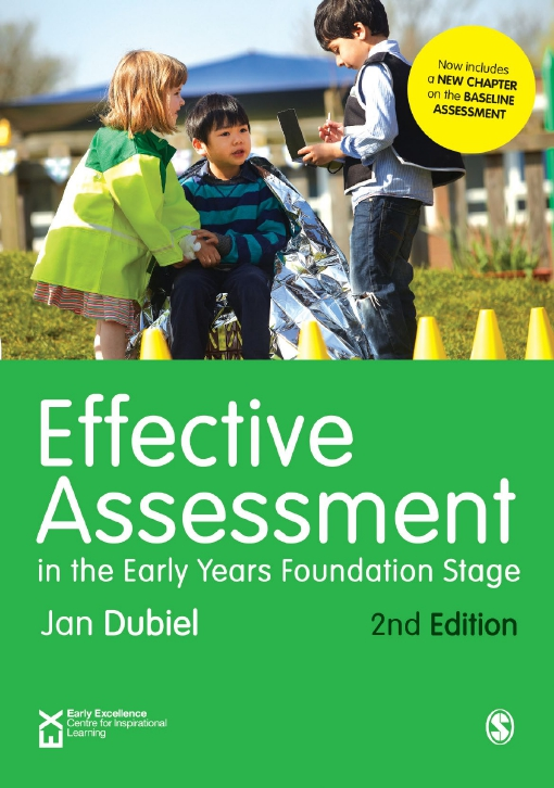 Effective Assessment in the Early Years Foundation Stage